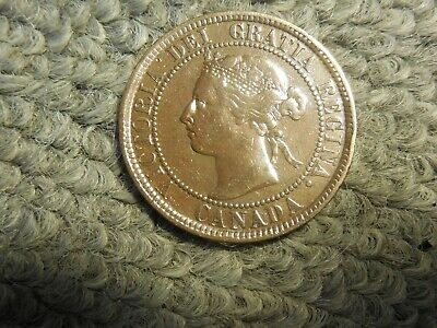 1901 Canadian Large Cent in VG+ condition. But you decide!!!!!!!!!!!