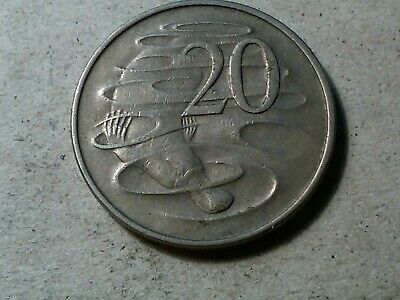 2000 Austraila Coin 20 cents  Duckbill Platypus Uncirculated Beauty