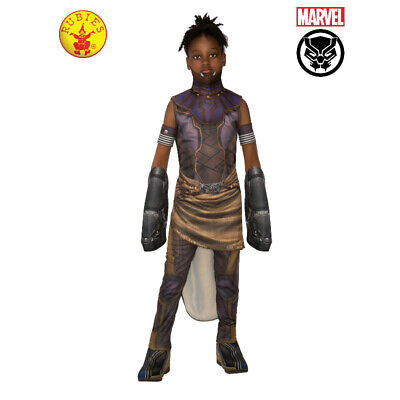 SHURI LICENSED BLACK PANTHER AVENGERS DELUXE COSTUME 3 x SIZES BY RUBIE'S **NEW*