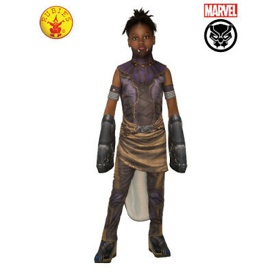 SHURI DELUXE LICENSED AVENGERS CHILD COSTUME 2 x SIZES BY RUBIE'S **NEW**