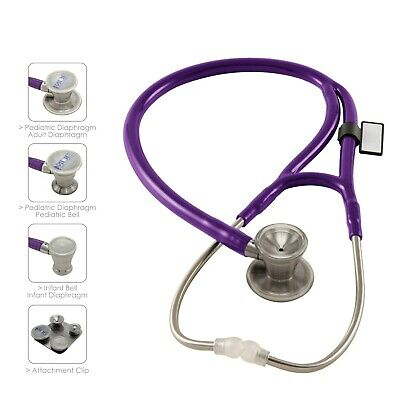 ProCardial C3 cardiology stainless steel dual head stethoscope