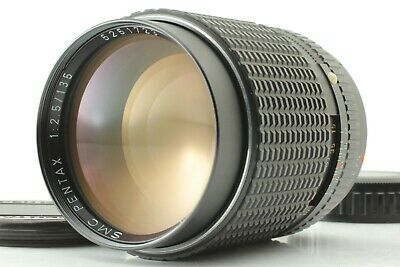 < Quasi Mint > Smc Pentax 135mm F/2.5 Manuale Mf Teleobiettivo K Supporto Japan