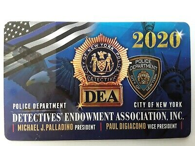 "1 Collectible Brand New "" 2020  Dea  Pba Card "" Not  Cea  Lba Sba Pba Card"