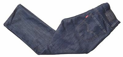 LEVI'S Boys 511 Jeans 15-16 Years W29 L24 Blue Cotton Slim  FS03