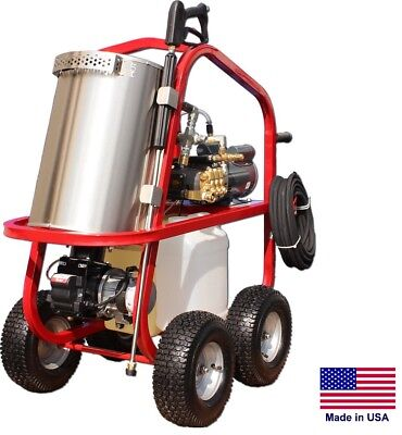 PRESSURE WASHER Commercial - Electric - 5 Hp - 208/230V - 3.5 GPM - 2200 PSI