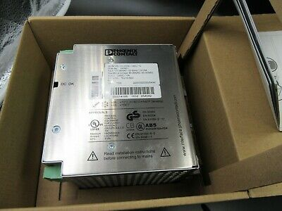 Phoenix Contact 2938811 ~ QUINT-PS/100/240AC/12DC/10 Power Supply 12v Output