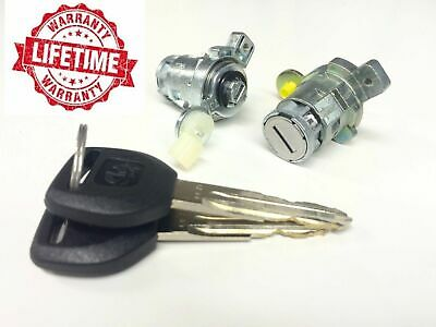 New Door Lock Cylinder Set W/ 2 Keys for 01 02 03 04 05 Civic NEW 01-05 LIFETIME