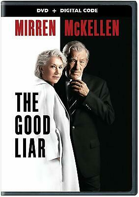 The Good Liar [DVD + Digital]