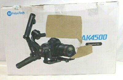 FeiyuTech Model AK4500 3-Axis Stabilized Handheld Gimbal