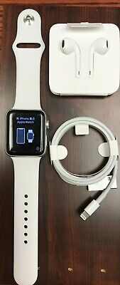 Apple Watch Series 3 Lte Cellular 42Mm !! Price Reduced !!