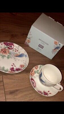 Afternoon Tea Set Monsoon Denby Collection Brand New