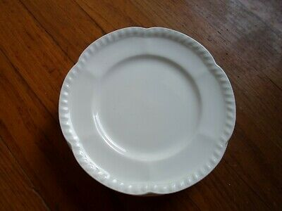 Johnson Brothers 'OLD ENGLISH WHITE' (Set of 5) Bread & Butter Plates -EUC
