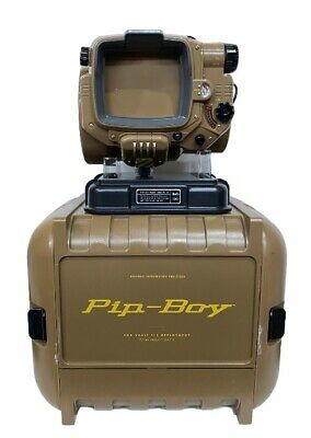 Fallout 4 Wearable Pip-Boy with Case for Smartphones