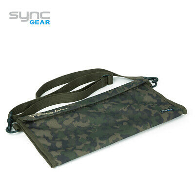 Shimano Tribal Coarse And Carp Fishing Sync Large Pouch