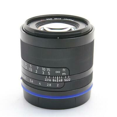 MINT!!  Carl Zeiss Loxia 50mm F2 For SONY E MOUNT MADE IN JAPAN
