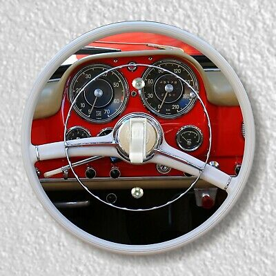 Car Dashboard Round Light Switch and Outlet Plate Covers