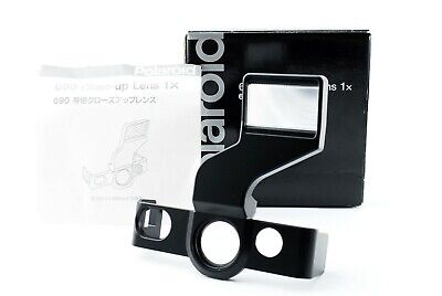 VERY RARE <UNUSED w/BOX> Polaroid 690 Close Up Lens 1x from Japan 1667