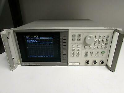 HP 8757D Scalar Network Analyzer, 10MHz-110GHz