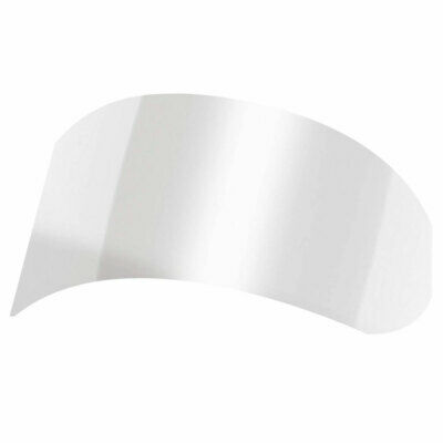 Airoh Clip On Bubble Visor For Garage Motorbike Motorcycle Helmet Clear