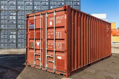 20ft used storage container for sale New Orleans, LA @ $1400