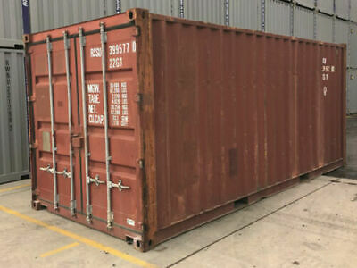 20ft used storage container for sale Dallas, TX @ $1850