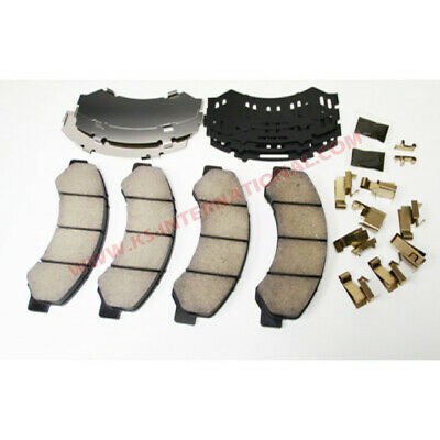 FRONT BRAKE DISCS AND PADS FOR FIAT  DUCATO 1.0 TONNE 2//1994-1999