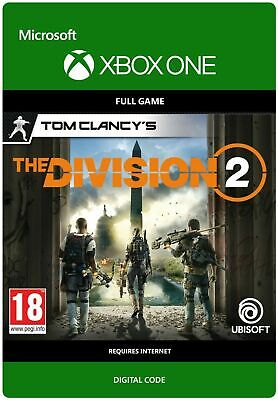 Tom Clancy's The Division 2 Xbox One Full Game Digital Download Key