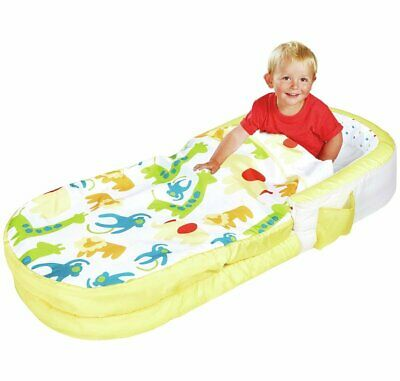 Inflatable My First Jungle ReadyBed for 18m+ - Includes Pump - Junior Sleepover