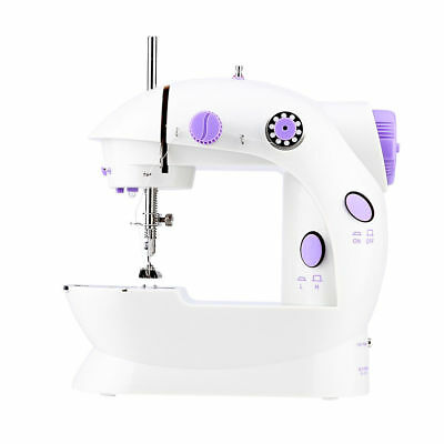 Electric Multi-function Portable Mini Desktop Sewing Machine handheld with LIGHT