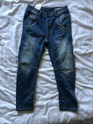 Boys Diesel Jeans Age 10 designer Soft Denim Worn Once