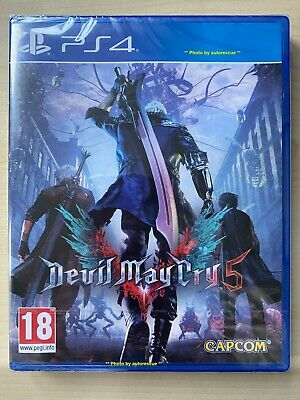 Devil May Cry 5  'New & Sealed'   *PS4(Four)*