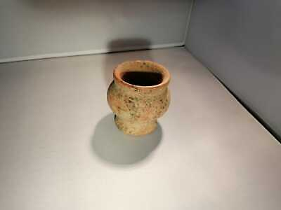 Ancient  Indus Valley Teracotta BEAUTIFUL/Painted  pot C 2000 BC GG701