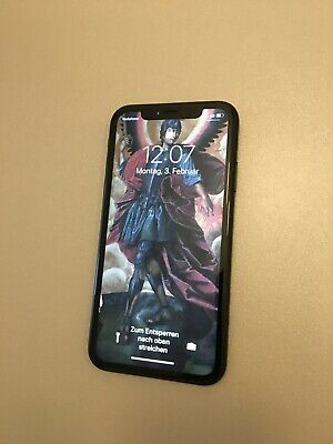 Apple iPhone XR - 64GB - Black (Ohne Simlock) 5 Monate alt