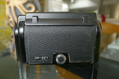 Hasselblad A32-645 Film Back Black Latest Matching insert Excellent++ Condition