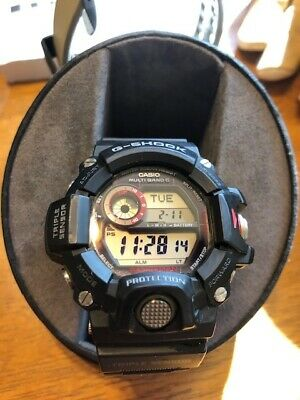 Casio G-Shock GW-9400J-1JF Rangeman for Men Pre-owned, slightly used.