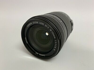 Canon Zoom Lens EF-S 18-135mm 1:3.5-5.6 IS  67mm