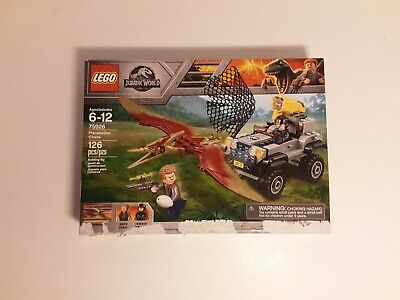 Lego Jurassic World 75926 Pteranodon Chase Sticker Sheet NEW