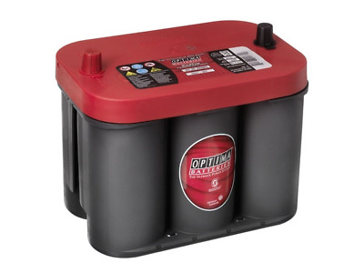 Batterie démarrage Sprial Cell OPTIMA RED TOP RT C - 4.2 12V 50AH 815 AMPS (EN)