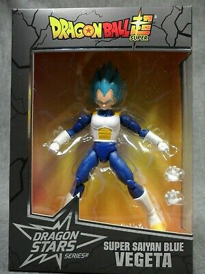 Bandai Dragon Ball Stars NEW * Super Saiyan Blue Vegeta * Action Figure Wave 16