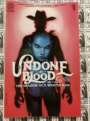 Undone By Blood (2020) Aftershock - #1, 1:15 Variant, Nadler/Thompson, NM