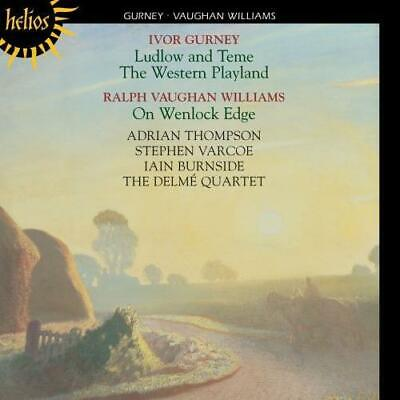 Three Song Cycles To Poems By A.E. Housman, Vaughan Williams/Gurney, Good CD