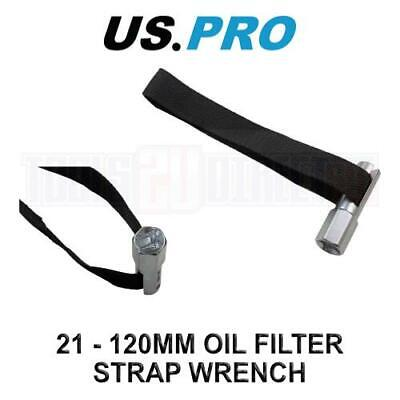 """US Pro Stubby DSG Oil Filter Wrench 24mm x 100mm 1//2/"""" Drive 5557"""