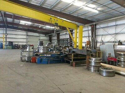 Faccin 360 Angle Roll,tube roll, section bender,beam roll