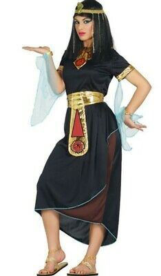 Suit Costume of Queen of Egypt Egyptian for Women for Carnival Holidays