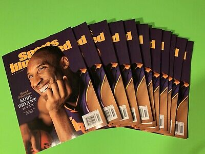 *ON HAND!!* Kobe Bryant Sports Illustrated Magazine Special 2020 Tribute Issue