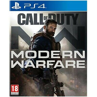 Call Of Duty Modern Warfare Ps4 Nuovo Sigillato Ita Playstation 4