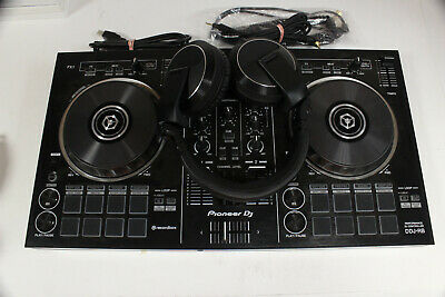 Pioneer DDJ RB RekordBox and Pioneer DJ Headphone HDJ - X7
