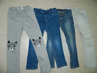 Girls' Jeans Trousers Bundle age 6/7 years Skinny Fit
