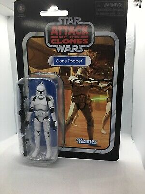 Star Wars Vintage Collection VC45 Clone Trooper 2019 The Mandalorian Wave