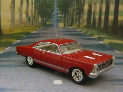 5th Gen 1966– 1967 Ford Fairlane 427 V-8 GT/GTA Sport Coupe 1/64 Scale Ltd Edt G